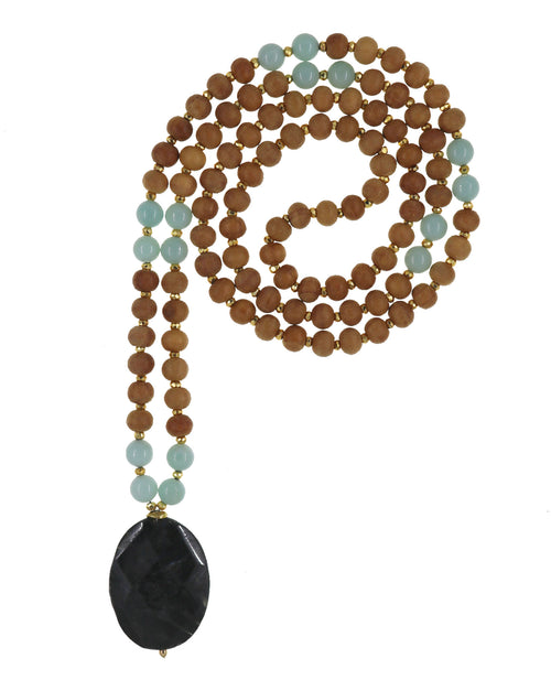 Strength and Courage Mala