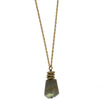 Capturing Magic Necklace | Labradorite and Gold