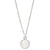 Charmed by Intuition Necklace | Moonstone and Silver