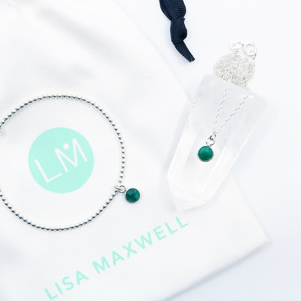 Charmed by Emerald Mini Gift Set | Emerald