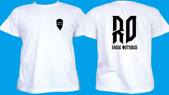 Rogue Outsider Signature Tee by Marcus X.