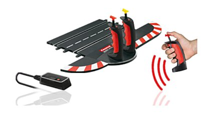 Carrera 2.4 GHz Wireless Control Set DUO Digital 132/124 10109