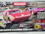 Carrera Evolution Motodrome Racer analog race track 25238