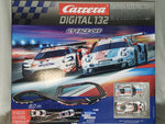 Carrera Digital 132 GT Face off wireless slot car track 30012