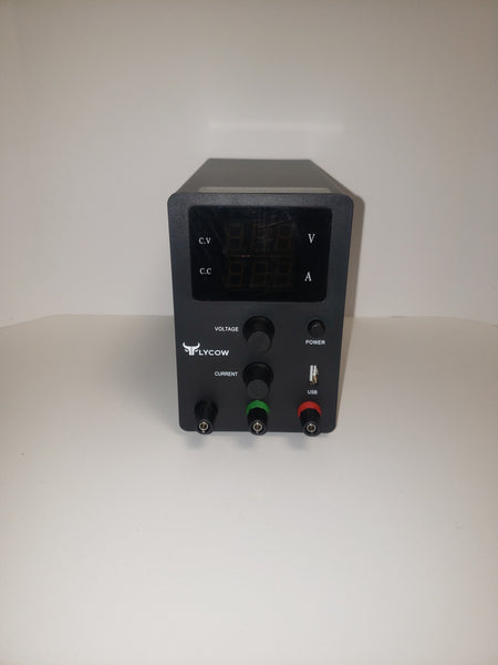 Variable voltage power supply 10amps for Carrera 124 & 132 digital tracks