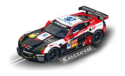 "Carrera 23836 Chevrolet Corvette C7.R ""AAI Motorsports, No.57"", Digital 124 w/Lights"