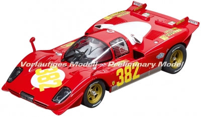 Carrera 23899 Ferrari 512S Berlinetta No.382 Triest-Opicina 1970, Digital 124 w/Lights