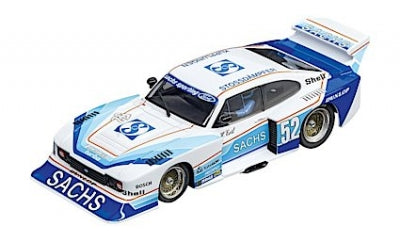 Carrera 30831 Ford Capri Zakspeed Turbo 'Sachs Sporting, No.52'