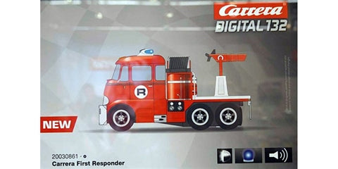 Carrera 30861 First Responder