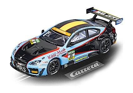 Carrera 30917 BMW M6 GT3 Molitor Racing No.14, Digital 132 w/Lights
