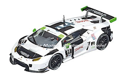 Carrera 30918 Lamborghini Huracan GT3 Magnus Racing No.11, Digital 132 w/Lights