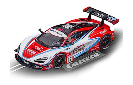 Carrera 30920 McLaren 720S GT3 No.17, Digital 132 w/Lights