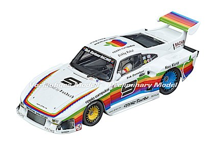 Carrera 30928 Porsche Kremer 935 K3 No. 9 Sebring 1980, Digital 132 w/Lights