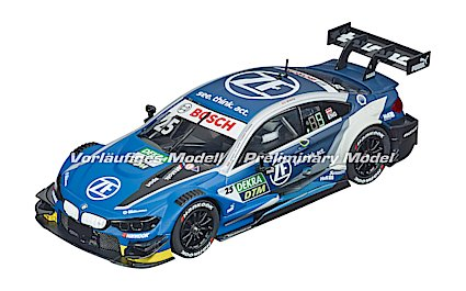 Carrera 30938 BMW M4 DTM P. Eng No.25, Digital 132 w/Lights