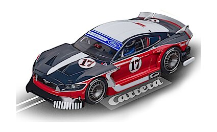 Carrera 30939 Ford Mustang GTY, Digital 132 w/Lights