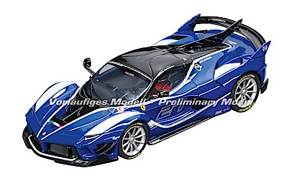 Carrera 30947 Ferrari FXX K Evoluzione No.27, Digital 132 w/Lights