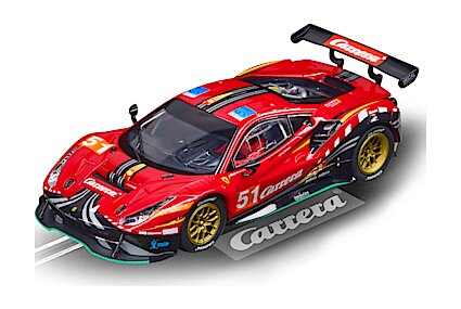 Carrera 30948 Ferrari 488 GT3 digital with lights