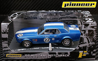 Pioneer '68 Mustang Notchback Coupe P10