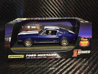 P055 Pioneer Mustang Fastback GT. Midnight Blue 'Route 66'