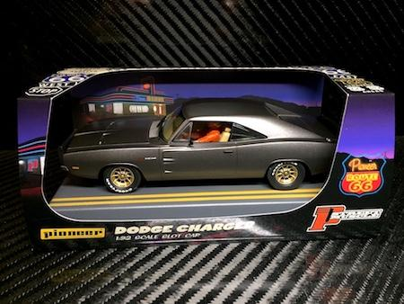 P88 Pioneer Hemi Charger 'Route 66' Midnight Grey