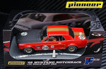 Pioneer P39 #28 red mustang 68 notchback