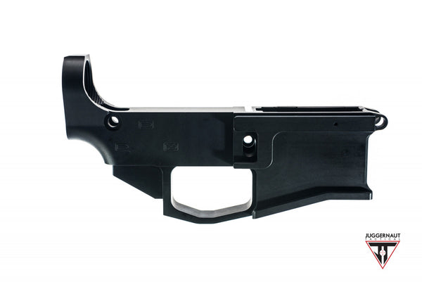 Juggernaut Tactical - AR-15 JTE 80% Lower Receiver