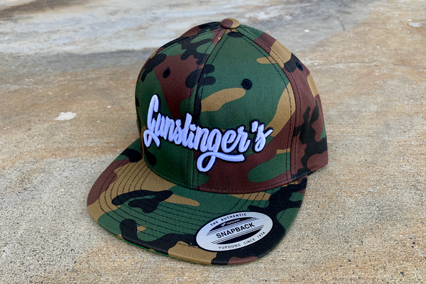 Gunslinger's Armory Hat - AVAILABLE NOW