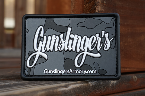 Gunslinger's Armory PVC Patch