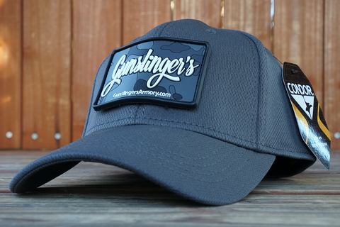 Condor Flex Tactical Cap/Hat - Including Gunslinger's Armory PVC Patch
