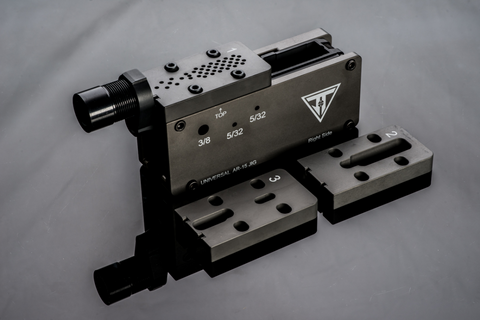 Juggernaut Tactical - AR-15 80% Lower Adjustable Universal Jig Kit