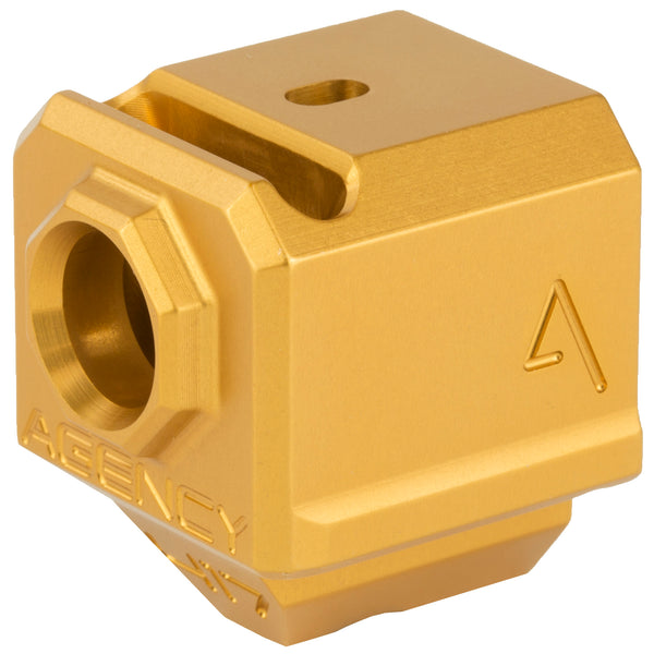 Agency 417 Single Port Comp Gen3 Gld