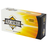 Armscor 9mm 147gr Fmj 50-1000