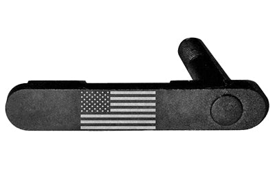 Bastion Ar15 Mag Release Usa Flag