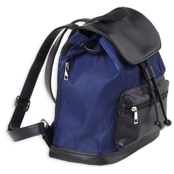 Bulldog Med Back Pack W-holster Nvy