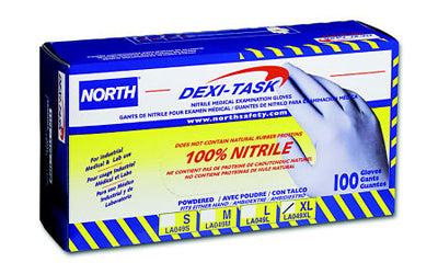 North Disposable Gloves Medium 100pk