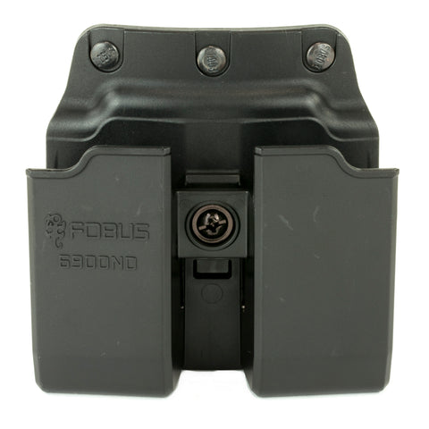 Fobus Blt Dbl Mag Pouch 9-40 For Glk