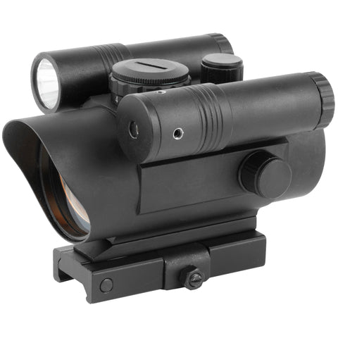 Ncstar Red Dot Sight Grn Lsr-light