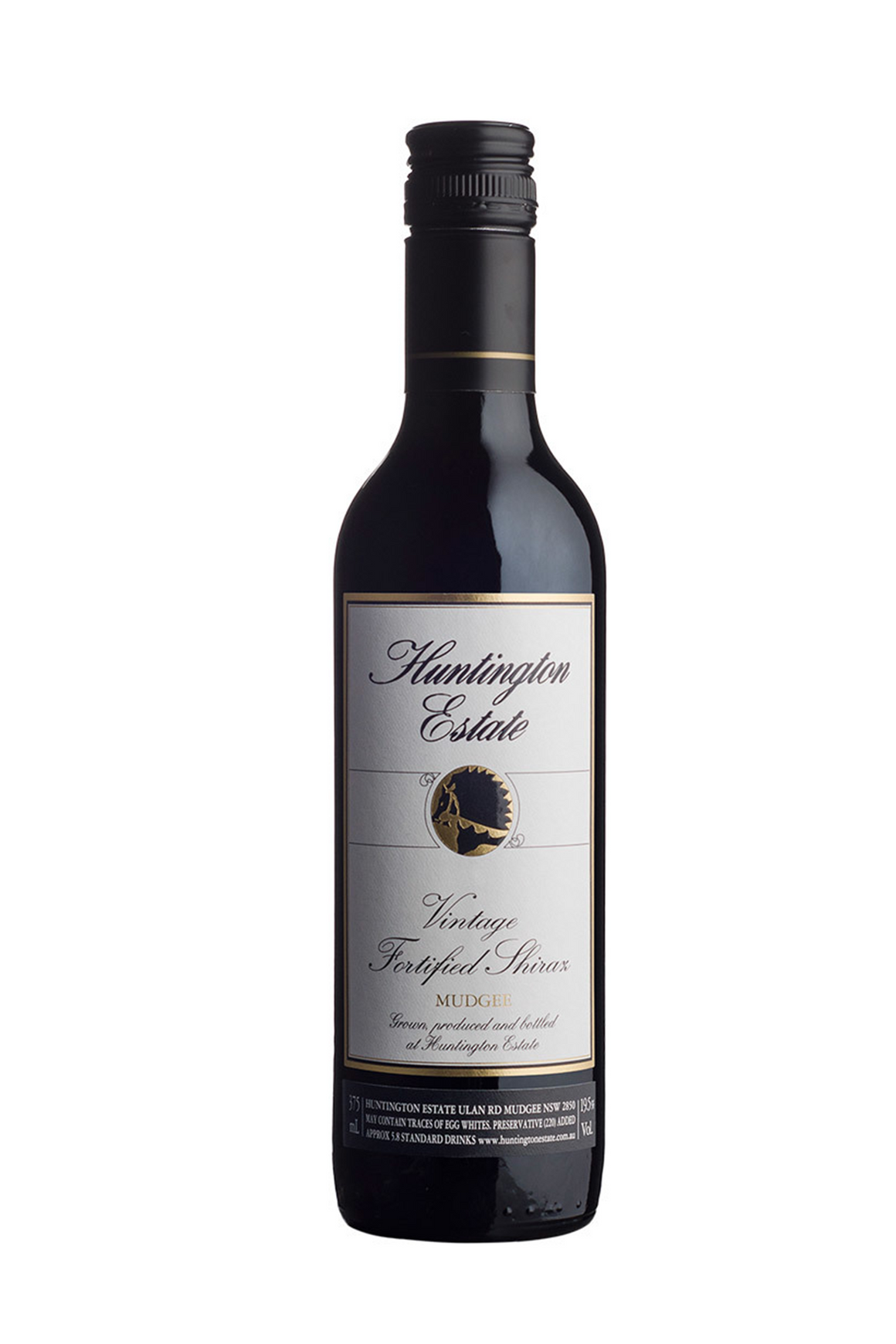 Huntington Estate - Vintage Fortified Shiraz 2012