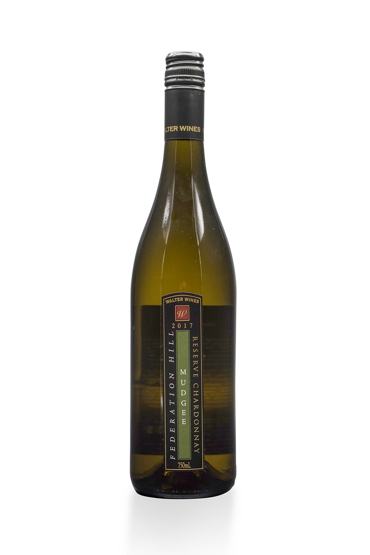 Walter Wines - Reserve Chardonnay 2017