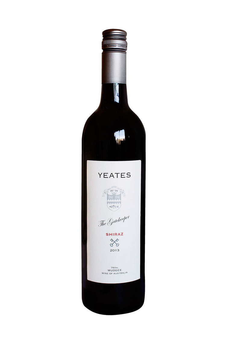 YEATES Wines - Shiraz 2013