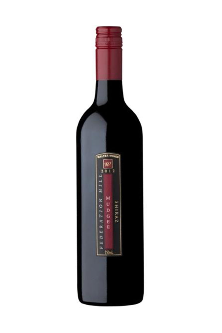 Walter Wines - Shiraz 2012