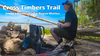 Day Hiking the Cross Timbers Trail on Lake Texoma + GIVEAWAY