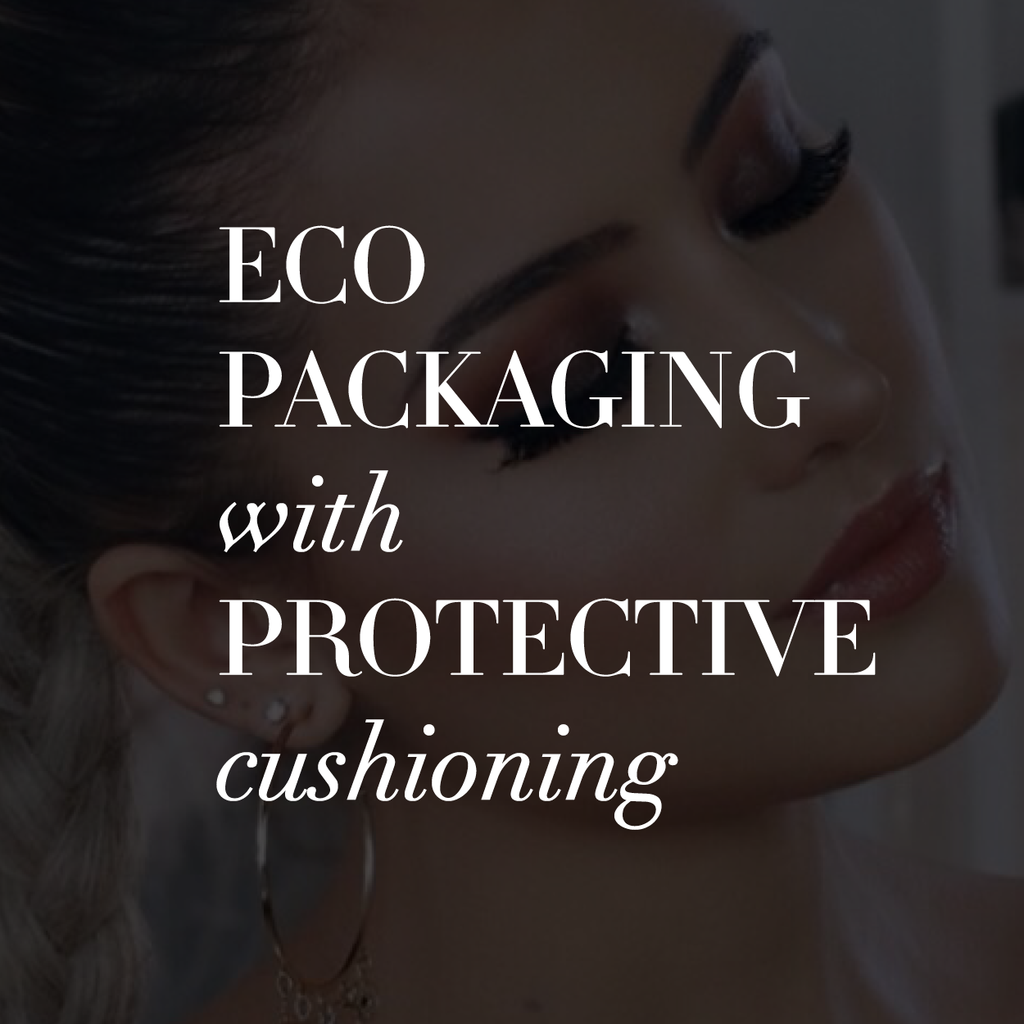 Garbo and Kelly vegan makeup cruelty free professional eyebrows lips contouring highlighters eco packaging protective cushioning