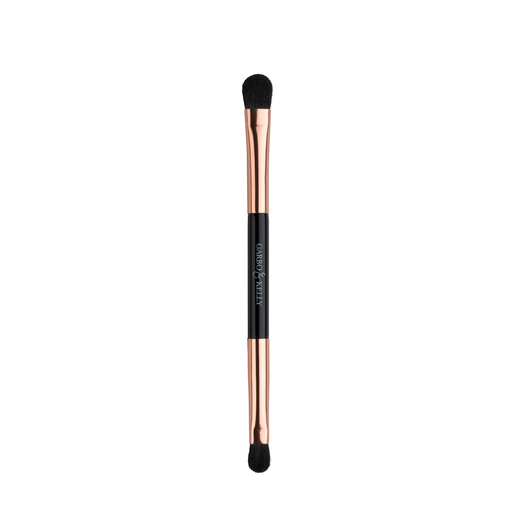 Double Eyeshadow Brush - Garbo and Kelly