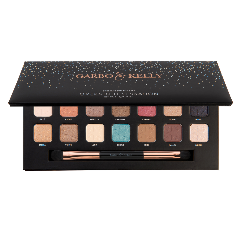 Overnight Sensation Eyeshadow Palette