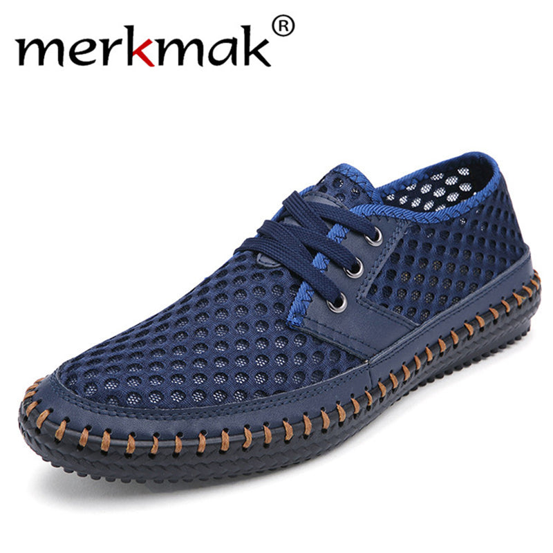 Breathable Men's Casual Shoes Summer Shoes 2019