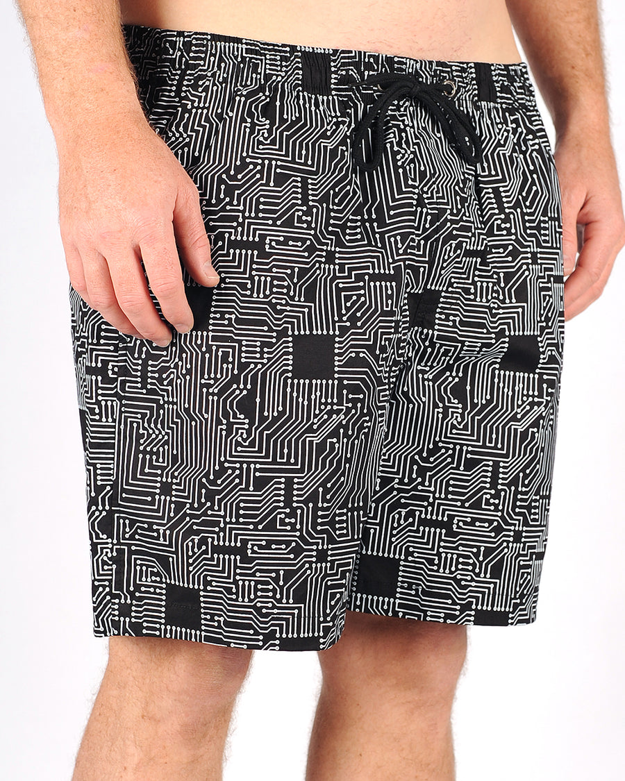 Circuit Short Black