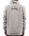 Live Action Hood Grey Marl