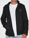 Spartan Jacket Black