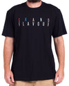 Sunshower Tee Black
